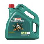 Моторное масло синтетическое CASTROL MAGNATEC 10W-40, 4л