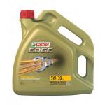 Моторное масло CASTROL Edge 5W-30, 4л