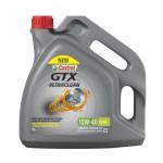 Моторное масло синтетическое CASTROL GTX 10W-40 A3/B3, 4л