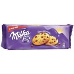 Печенье MILKA с шоколадной крошкой, 168 г