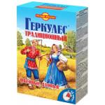 Хлопья овсяные РУССКИЙ ПРОДУКТ Геркулес традиционный, 420г
