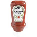Кетчуп HEINZ томатный перевертыш, 570 г