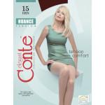 Колготки женские CONTE Nuance 15 den
