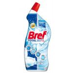 Гель для чистки унитаза BREF WC Total Чистота и Блеск Океанский бриз, 700мл