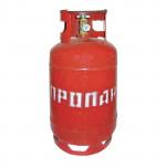 Баллон для газа НЗГА, 12 л