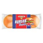 Булочки для гамбургеров BUN BOYS 50г в упаковке,  6 шт