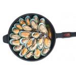 Мидии зеленые NORDIC SEAFOOD 1/2, 1 кг