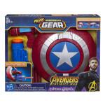 Игровой набор AVENGERS Экипировка Капитана Америка