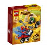 Игровой набор LEGO MARVEL Superheroes Человек-паук против Песчанника 5-12+