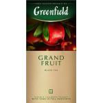 Чай черный GREENFIELD Grand Fruit в пакетиках, 25х1.5 г