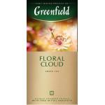 Чай зеленый GREENFIELD Floral Cloud, 25х1.5 г