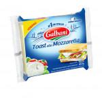 Сыр плавленый GALBANI Моцарелла для тостов в ломтиках, 150г