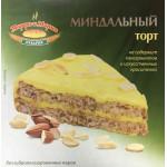 Торт МАРФА И МАРИЯ Миндальный, 350г