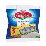 Сыр Моцарелла GALBANI Tris, 375г