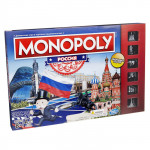 Настольная игра HASBRO GAMES Монополия Россия, 2-6 игроков, 8+