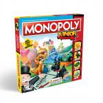 Настольная игра HASBRO GAMES Junior Моя первая монополия, 2-4 игрока, 5+
