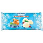 Мороженое пломбир КОРОВКА ИЗ КОРЕНОВКИ из свежайших сливок полено, 400г
