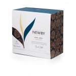Чай черный NEWBY Earl Grey пакетированный, 50х2г