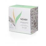 Чай зеленый NEWBY Jasmine Blossom пакетированный, 50x2г