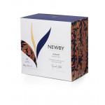 Чай черный NEWBY Assam пакетированный, 50x2г