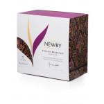 Чай черный NEWBY English Breakfast пакетированный, 50х2г