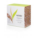 Чай зеленый NEWBY Green Sencha пакетированный, 50x2г