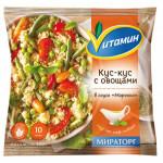 Кус-кус с овощами VИТАМИН, 400г