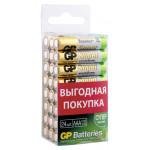 Батарейки GP SUPER АAА в упаковке, 24шт