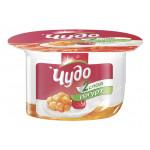 Йогурт ЧУДО Садовые фрукты 2,5%, 125г