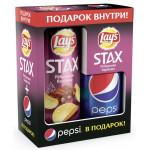 Чипсы LAY`S Stax Барбекю, 110г