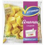 Ананас VИТАМИН замороженный, 300г