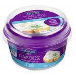 Сыр сливочный EMBORG легкий, 150г