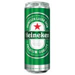 Пиво HEINEKEN светлое в упаковке, 24х0,45л