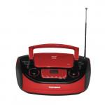 TF-CSRP3481 Black/Red Радиомагнитола CD