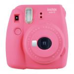 Instax mini 9 Flamingo Pink Фотоаппарат моментальной печати