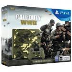 4 1Тб (CUH-2108B) Limited edition + Call Of Duty World War II Игровая консоль
