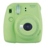 Instax mini 9 Lime Green Фотоаппарат моментальной печати