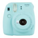 Instax mini 9 Ice Blue Фотоаппарат моментальной печати