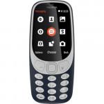 3310 Dual Sim Dark Blue Мобильный телефон