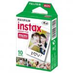 Instax Mini Glossy 10/PK Фотопленка