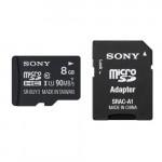 Карта памяти micro SDHC SR8UY3AT 8GB Class 10 UHS-I U1