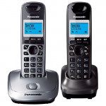 KX-TG2512RU1 Grey/Dark Grey Телефон беспроводной DECT