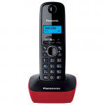 KX-TG1611RUR Red Телефон беспроводной DECT