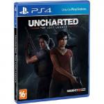 Uncharted 4: Утраченное наследие | Игра для PS4