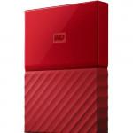 My Passport 1TB (WDBBEX0010BRD-EEUE) Red Внешний жесткий диск