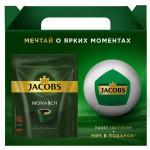 Набор кофе растворимый JACOBS Monarch + мяч, 150 г