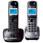 KX-TG2512RU2 Dark Grey/Grey Телефон беспроводной DECT