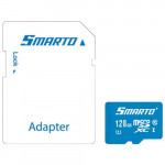Карта памяти micro SDXC 128GB Class 10 UHS-I SMTMSD-G1U1RA