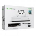Xbox One 500Gb + Kinect + Адаптер + Kinect Sports Rivals Игровая консоль
