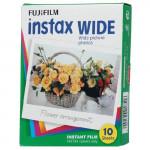 Instax Wide Glossy 10/PK Фотопленка